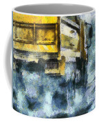 It's Raining Cats And Gogh's  Coffee Mug