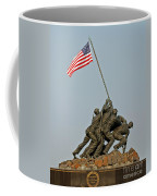 Iwo Jima Memorial Coffee Mug