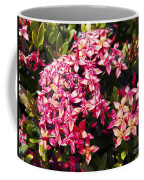 Ixora Coffee Mug