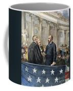 J. A. Garfield: Inauguration Coffee Mug by Granger