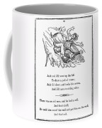 Jack And Jill, 1833 Coffee Mug
