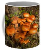Jack Olantern Mushrooms 30 Coffee Mug