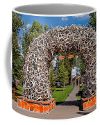 Jackson Hole Coffee Mug by Robert Bales