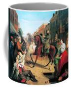 Jackson In Winchester, 1862 Coffee Mug