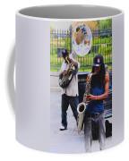 Jackson Square Jazz Coffee Mug