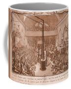 Jacobin Club Meeting Coffee Mug