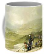 Jacobs Well At Shechem  Coffee Mug