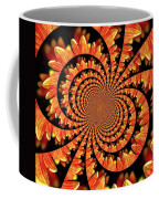 Jagged Petals Coffee Mug