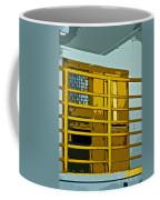Jail Cell Coffee Mug
