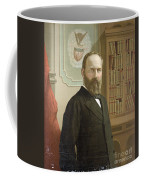 James A. Garfield, 20th American Coffee Mug by Photo Researchers