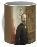 James A. Garfield, 20th American Coffee Mug by Photo Researchers