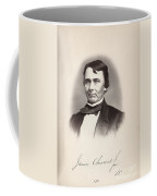 James Chesnut (1815-1885) Coffee Mug