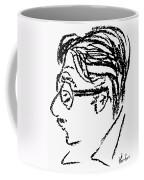 James Grover Thurber Coffee Mug