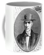 James Mott (1788-1868) Coffee Mug
