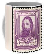 James Russell Lowell Coffee Mug