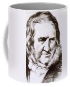 James Young Simpson, Scottish Physician Coffee Mug