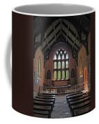 Jamestown Church Interior Coffee Mug