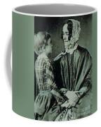 Jane Pierce Coffee Mug by Photo Researchers