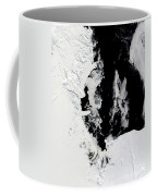 January 18, 2010 - Ross Sea, Antarctica Coffee Mug by Stocktrek Images