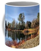 January Bass Pond 2012 Coffee Mug