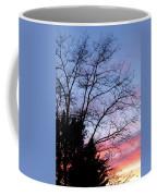 January Silhouette Coffee Mug