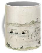 Japan: Matthew Perry, 1854 Coffee Mug