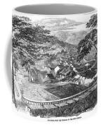 Japan: Nagasaki, 1858 Coffee Mug