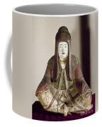 Japan: Statue, 9th Century Coffee Mug