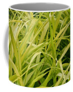 Japanese Forest Grass Coffee Mug