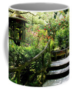 Japanese Garden Retreat Coffee Mug