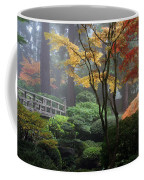 Japanese Gardens Fall Coffee Mug