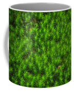 Japanese Moss Coffee Mug