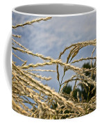 Japanese Silver Grass Coffee Mug