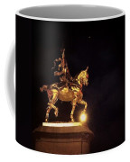 Jeanne D'arc And A Single Star Coffee Mug