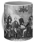 Jefferson Davis, Cabinet Coffee Mug by Photo Researchers