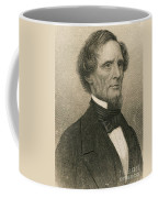 Jefferson Davis, President Coffee Mug