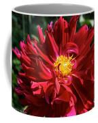 Jennifer's Wedding Dahlia Coffee Mug