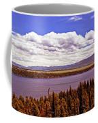 Jenny Lake Panorama Coffee Mug