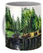 Jersey Pines Coffee Mug