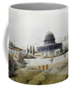 Jerusalem Close Up Coffee Mug