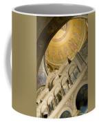 Jerusalem, Israel, Church Of The Holy Coffee Mug by Richard Nowitz