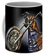 Jesse James Bike Detroit Mi Coffee Mug