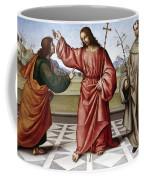 Jesus & Thomas Coffee Mug