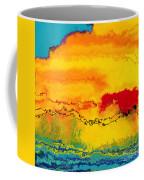 Jesus Christ The Holy One Coffee Mug by Mark Lawrence