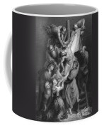 Jesus: Deposition Coffee Mug