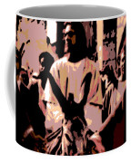 Jesus Rides Into Jerusalem Coffee Mug