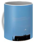 Jet Airplane Take-off Coffee Mug