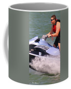 Jet Ski Speed Coffee Mug