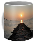 Jetty Sunrise Coffee Mug