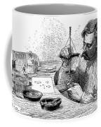 Jeweler, 19th Century Coffee Mug